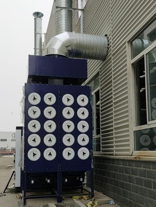 激光切割机除尘器